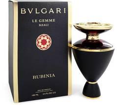 Bvlgari Le Gemme Reali Rubinia Perfume 3.4 Oz Eau De Parfum Spray image 6