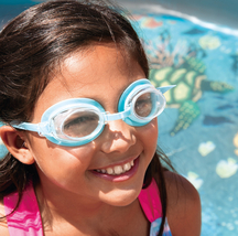 Play Day 8ft 3D Transparent Quick Set® Pool with 2 3D Goggles - Ready to Ship image 3