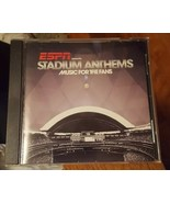 ESPN Presents Stadium Anthems: Music for the Fans by Various Artists (CD... - $3.00