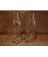 Braille Glass Bottles Vintage Collectible Lot of 2 Blind  - $19.99