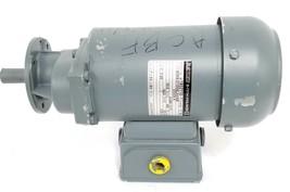 BAUER BG04-31/D04LA4/AM GEAR MOTOR 480V, 3~MOT. NO. M 1802118-1