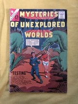 Mysteries of Unexplored Worlds (1956) #42 - $13.86