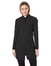 Anne Klein Women's Houndstooth Topper Jacket, size 12 - $178.19
