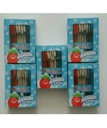 5 Boxes of AIRHEADS Candy Canes 12 Candy Canes 5.3 oz, total of 60 candy... - $12.44