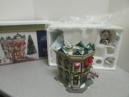 DEPT 56  05923 SWEET SHOPPE LIGHTED BUILDING NICE WITH CORD   D18 - $63.69