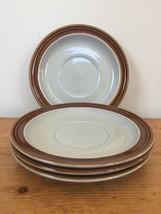 Set 4 Vtg Johnson Bros England Table Plus Amsterdam Plain Porcelain Sauc... - $29.59