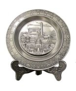 National Mall Pewter Plate with Display Stand- Washington DC Souvenirs - $15.99