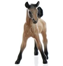 Hagen-Renaker Miniature Ceramic Horse Figurine Wild Mustang Colt Sorrel image 3
