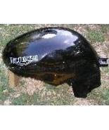 Triumph Daytona 955i fuel tank, bare, black - $180.00