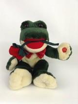 "Tango Mills Trading Company 14"" Dancing & Singing Frog w/ Rose Don Juan ... - $24.70"