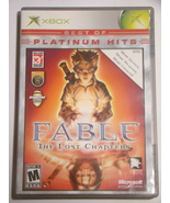 XBOX - FABLE The Lost Chapters (Complete with Manual) - $8.00