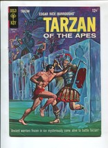 TARZAN #149 1965-GOLD KEY-EDGAR RICE BURROUGHS-VF/NM - $67.05