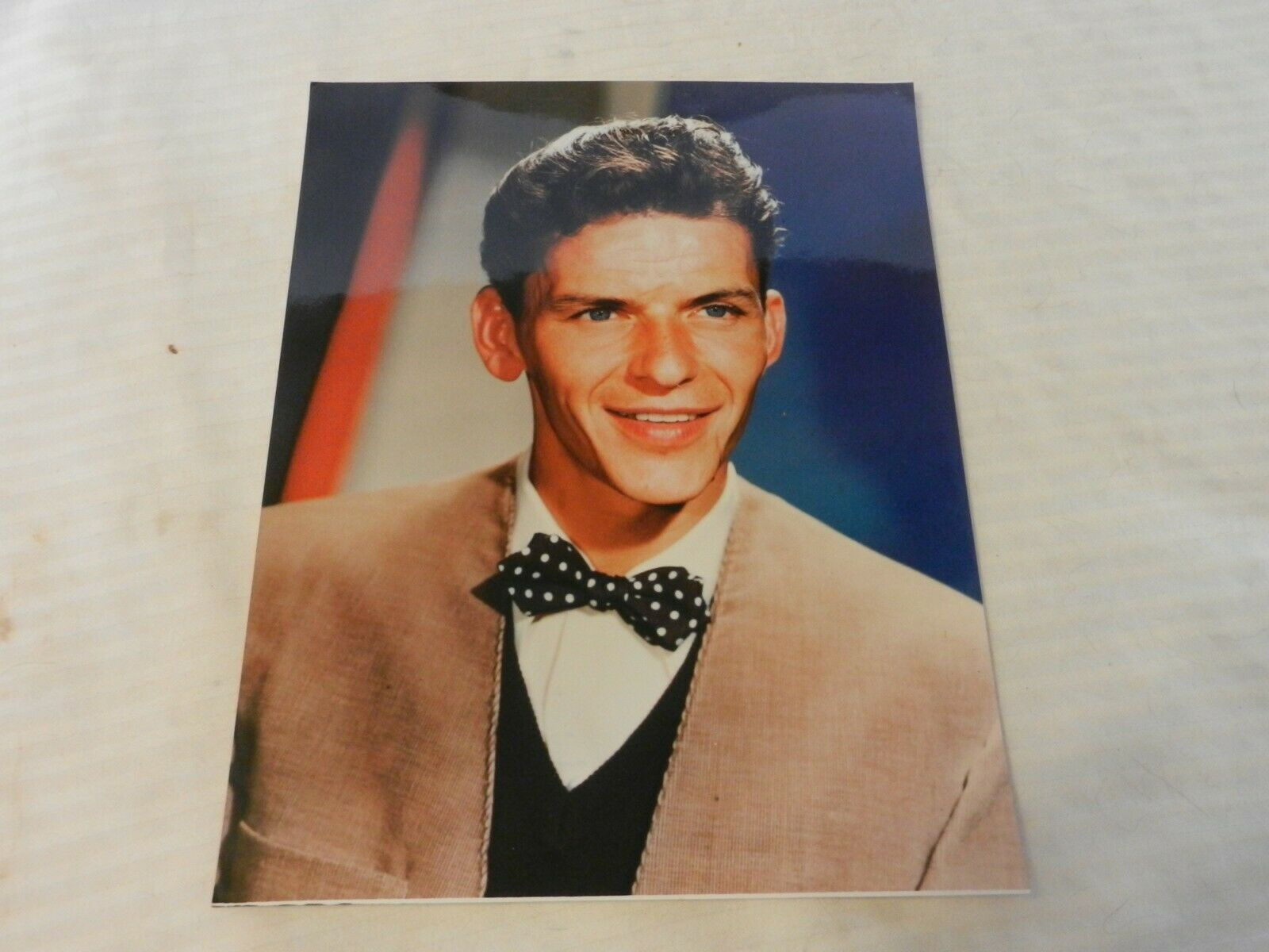 414c6e2c2796 Frank Sinatra Color Photograph 1940s Smiling and 18 similar items. 57