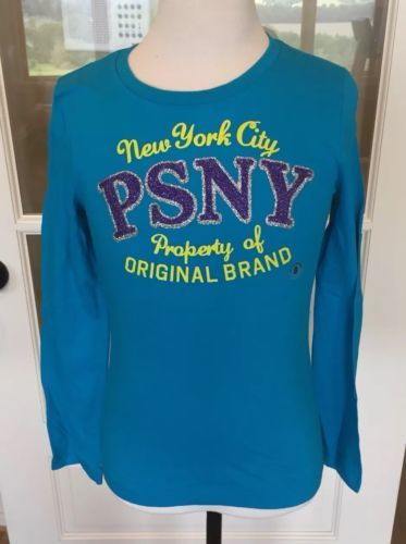 7ba2a36f Turquoise Blue Top PSNY Bling Shirt and 50 similar items