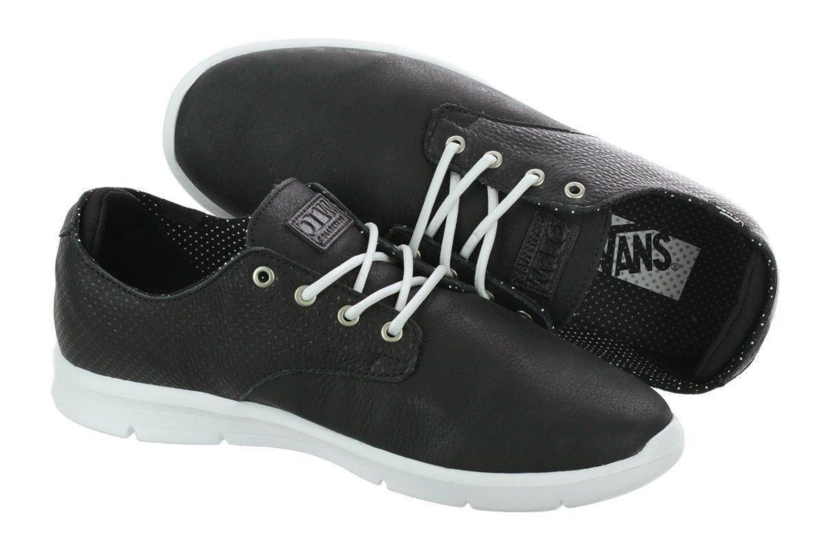 Vans Prelow (Dots) Black/White ULTRACUSH Men's Skate Shoes SIZE 11.5 image 5