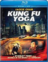 Kung Fu Yoga (Blu-ray + DVD)