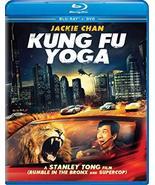 Kung Fu Yoga (Blu-ray + DVD) - $9.95