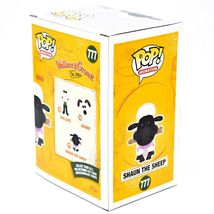 Funko Pop! Animation Wallace & Gromit Shaun the Sheep #777 Vinyl Action Figure image 4