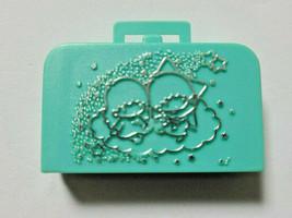 Little Twin Stars Miniatur Bag Old SANRIO 1976 Vintage Retro Appendix Li... - $45.82
