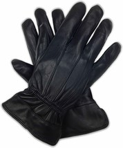 Luxury Soft Men's Genuine Leather with 3M Thinsulate Gloves - $46.33