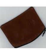 Rosary Case Velvet Brown - Zipper Top - MB8/BN - $12.95