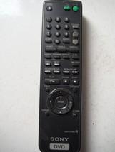 Sony Oem Dvd Player Remote Control RMT-D116A DVP-S350 DVP-S36 DVP-S360 DVP-S363 - $8.20