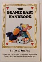 The Beanie Baby Handbook Les and Sue Fox Ty Inc - $4.89