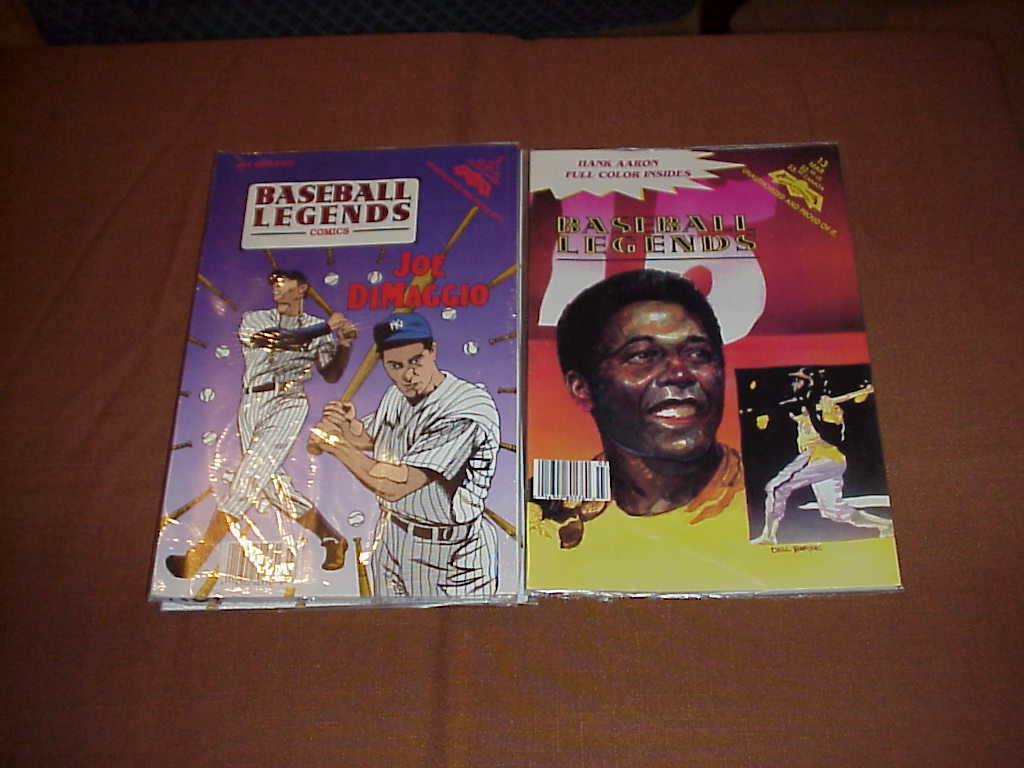 Comic Book Collection , Unauthorized , Sports & Music