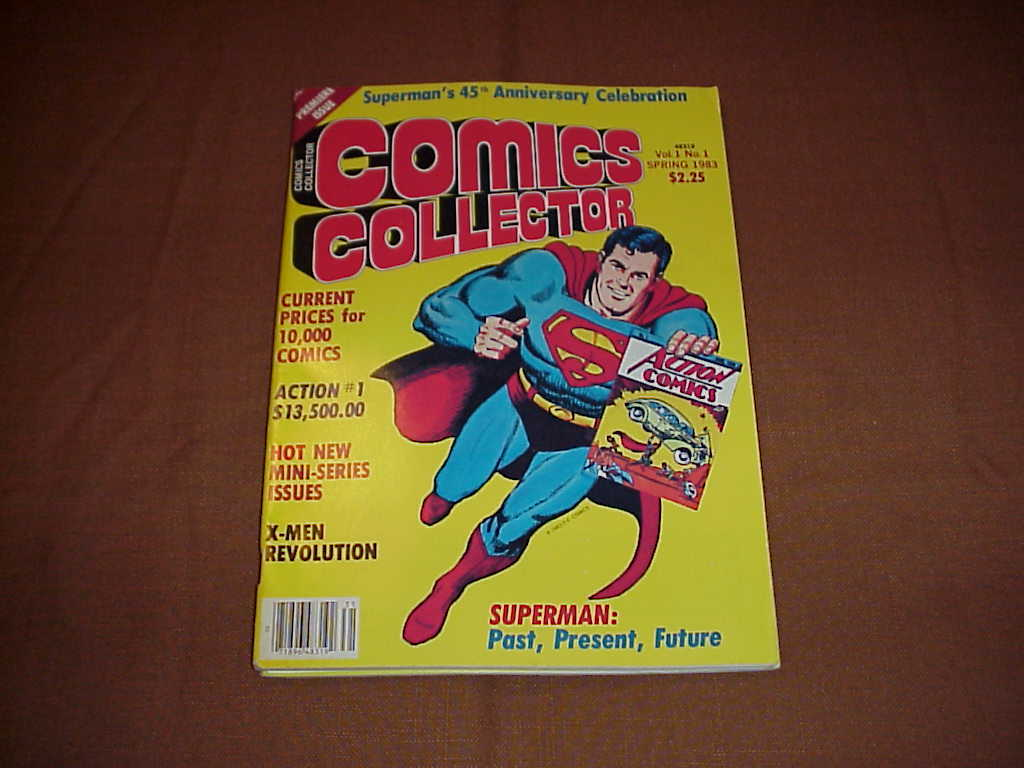 Comic  a comics collector  hjk