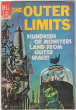 The Outer Limits TV Comic Book #3, Dell Comics 1964 FINE/FINE+ - $24.11