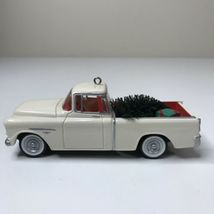 Hallmark Keepsake 1996 Ornament 1955 Chevrolet Cameo Second in Series image 4