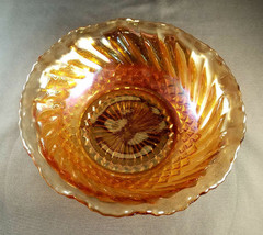"Anchor Hocking Iridescent 6 1/2 "" Candy Dish - $9.00"