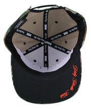 DGK Dirty Ghetto Kids Green Camouflage Assault Snapback Baseball Hat NWT image 7