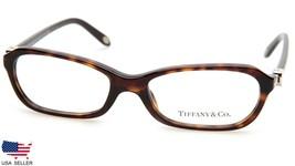 New Tiffany & Co Tf 2034 8015 Havana Eyeglasses Frame 51-16-135mm B28 Mm Italy - $103.93