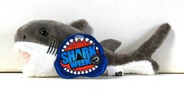 1 Count DanDee Collector's Choice Discovery Shark Week Keychain Shark Ag... - $13.99