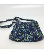 Vera Bradley Purse Indigo Pop Pattern Retired - Shades of Blue- Purple- ... - $15.87