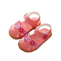 Shoes Hollow Shoes Sandals Summer New Girls Sandals Korean Princess Baby image 2