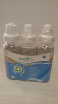 Evenflo baby glass bottles 8 oz.Easy to clean, Ecofriendly, New twist shape.New - $19.62