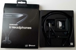 Samsung U Bluetooth Wireless In-ear Headphones with Microphone,Black - $29.99