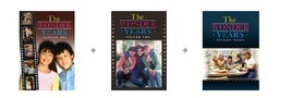 The Wonder Years Complete Seasons 1 2 3 DVD Series TV Show Set Lot Colle... - $89.09