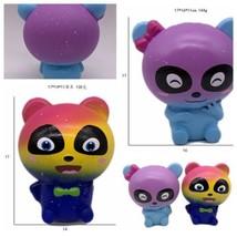 Jumbo 17cm Squishy Panda Galaxy Super Slow Rising Cream Scented Fun Animal Toy - $9.49