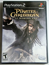 Playstation 2 - Pirates Of The Caribb EAN - At World's End (Complete With Manual) - $11.95