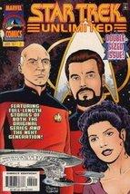 Star Trek Unlimited #2 : Action of the Tiger (Marvel Comics) [Comic] Dan Abnett; - $4.74