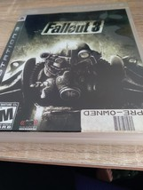 Sony PS3 Fallout 3 image 1