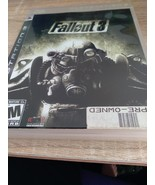 Sony PS3 Fallout 3 - $15.00