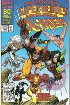 MARVEL SUPER-HEROES WINTER 1991 - $84.00