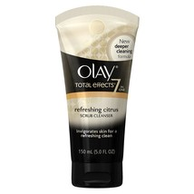 Olay Total Effects Refreshing Citrus Scrub Face Cleanser, 5.0 Ounce - $19.98