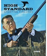 ORIGINAL Vintage 1968 High Standard Sporting Fireams Catalog - $18.55