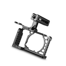 Cage Kit For Sony Alpha A6500 With Nato Handle And Cold Shoe Mount For H... - $113.99
