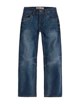 Levi's Big Boys' 505 Regular Fit Jeans, Light Blue,12 Husky - SRP $42 - $32.66